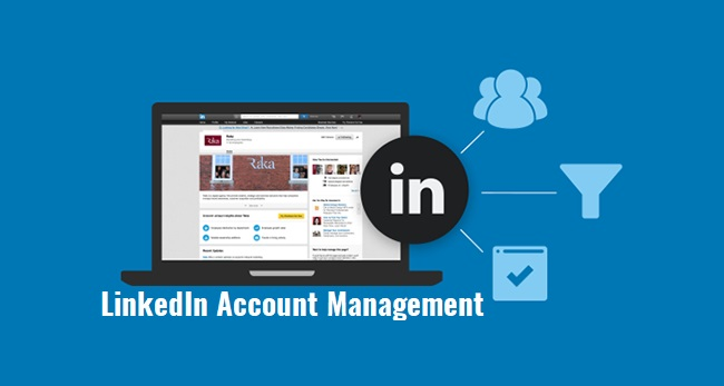 LinkedIn Account Management