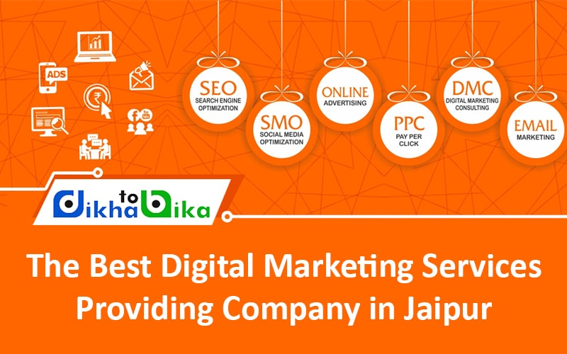 The Best Digital Marketing Services Providing Company in Jaipur
