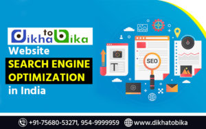 Website Search Engine Optimization in India