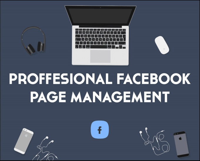 Facebook Page Management Services
